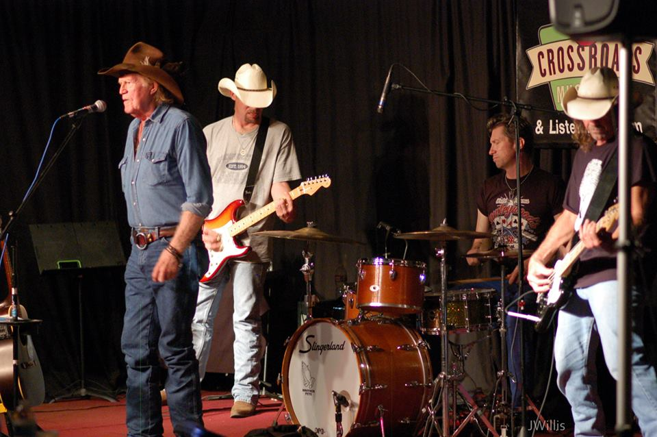 BJS and his band