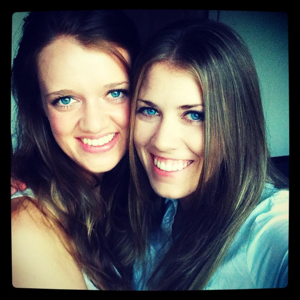 Kate and Ashlyn